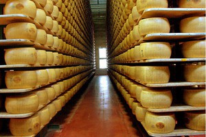 Polacy podrabiają parmezan. Na świecie jest więcej podróbek, niż oryginalnego sera