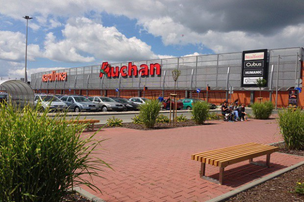 Auchan rośnie. Sprzedaż napędza Europa Wschodnia i Azja