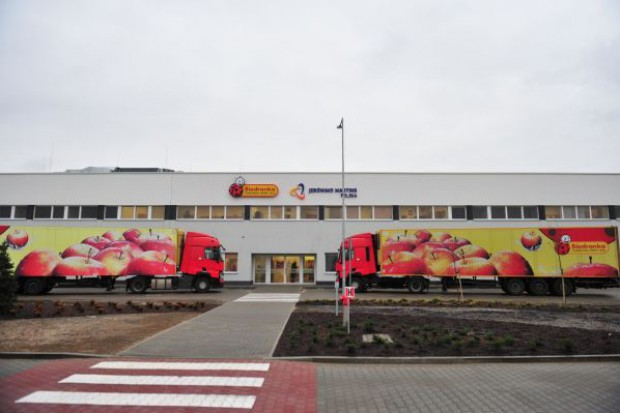 Biedronka zawiesza budowę centrum dystrybucyjnego