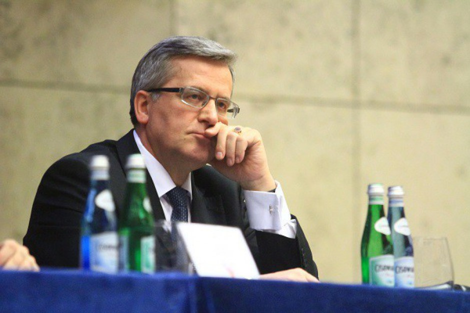 Prezydent za zwiększeniem innowacyjności polskiej gospodarki