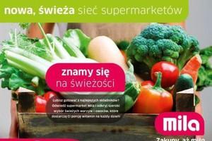 Sieć Mila rusza z dużą kampanią reklamową