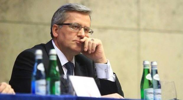 Prezydent Komorowski: Możemy liczyć na wykonanie przez Węgry zobowiązań UE dot. sankcji