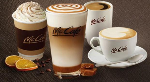 McDonalds: Oferta McCafe dostępna w ponad 240 lokalach sieci