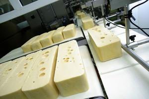 Spadek eksportu przetworów mleczarskich z Polski