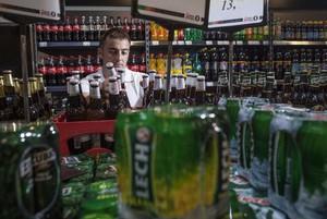 Produkcja piwa znacznie wzrosła na początku roku