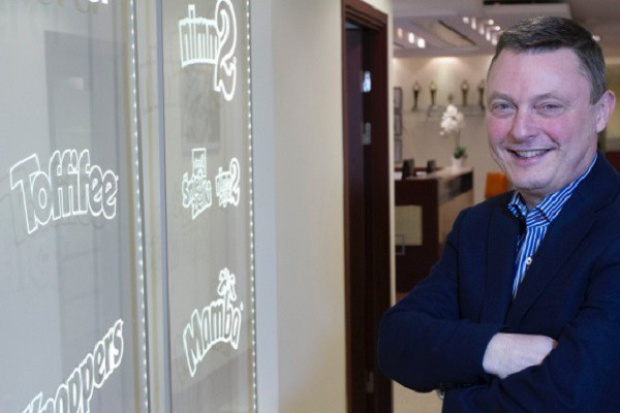 Maciej Dąbrowiecki, prezes Storck - przeczytaj obszerny wywiad