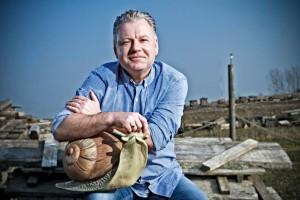 Snails Garden wchodzi w produkcję ślimaka ekologicznego