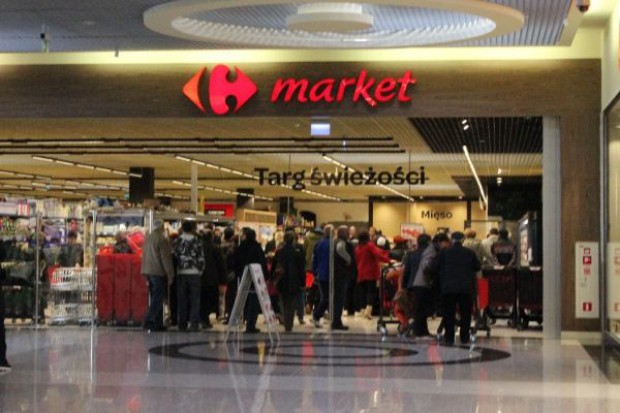 Carrefour ma już 140 supermarketów w Polsce