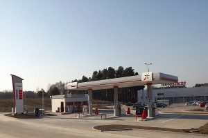 Intermarche otworzyło stację paliw w Zielonej Górze
