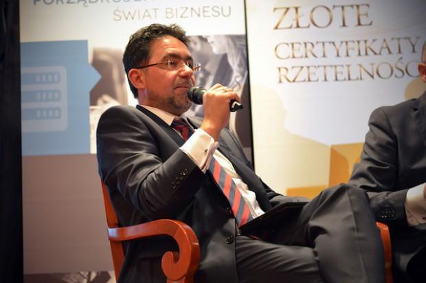 Prezes Rzetelnej Firmy: Zaufanie to fundament gospodarki rynkowej