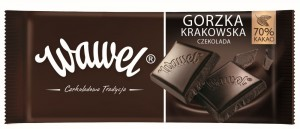 Wawel wprowadza nowe formy tabliczek czekolad