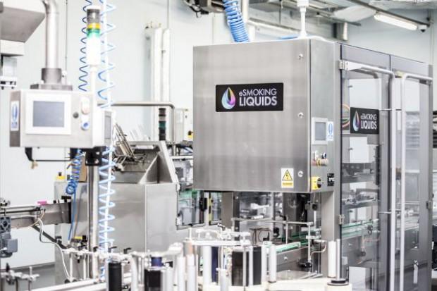 W Polsce powstaje fabryka płynów do e-papierosów