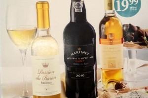 Biedronka chce zwiększyć sprzedaż win słodkich