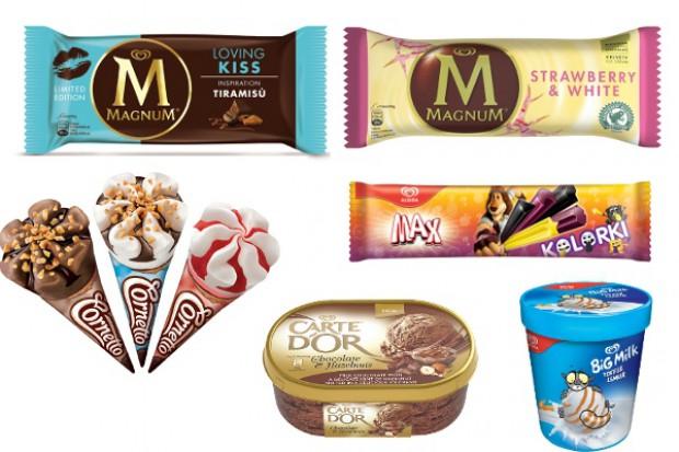Unilever zaprezentował ofertę Algidy na sezon 2015