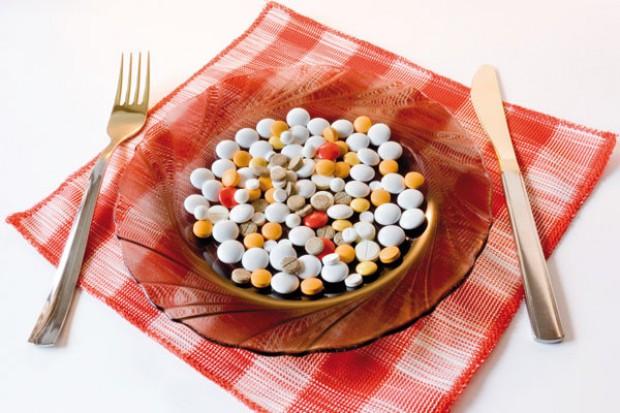 Sprzedaż suplementów diety ma się dobrze