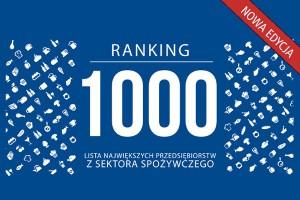 Ranking 1000 największych przedsiębiorstw z sektora spożywczego - edycja 2014