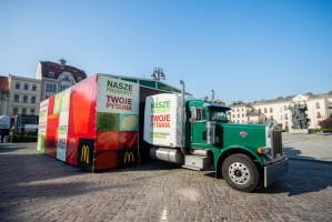 McDonalds rusza w Polskę. Multimedialna wystawa odwiedzi 34 miasta
