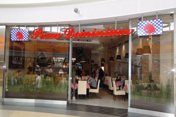 Pizzerie Dominium rozwijają sieć franczyzowych lokali