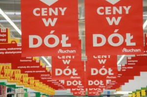 Trzy czwarte Polaków nie zauważyło deflacji