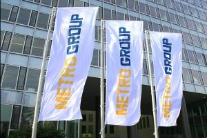 Grupa Metro notuje 32,67 mld euro sprzedaży