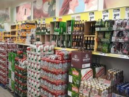 Zdjęcie numer 1 - galeria: Biedronka sprzedaje zimne piwo - zdjęcia