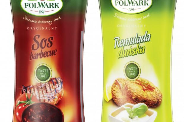 Sos barbecue i Remulada duńska od marki Folwark