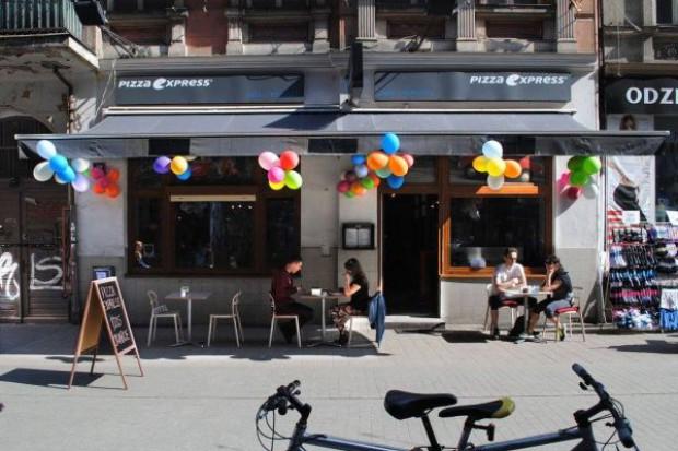 Pizza Express uruchomiła dwie nowe restauracje