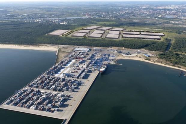 Dystrybutorzy żywności wprowadzą się do Pomorskiego Centrum Logistycznego
