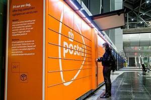 InPost i PostNL wprowadzą paczkomaty w Holandii