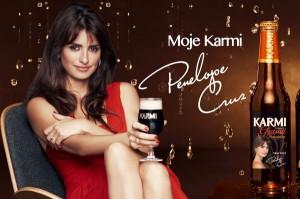 Penelope Cruz współpracuje z Carlsberg Polska