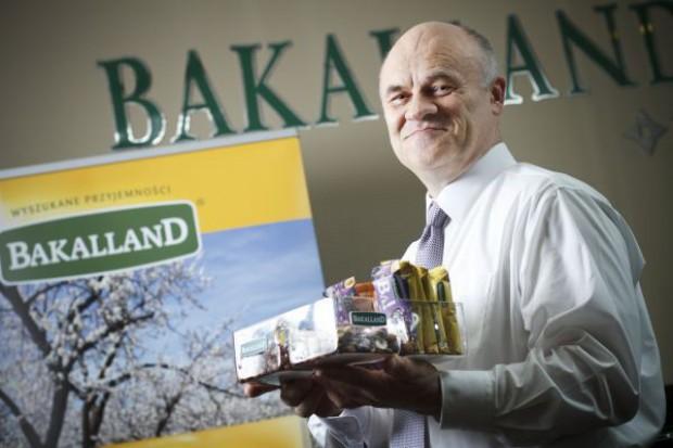 Bakalland chce przekroczyć 0,5 mld zł rocznej sprzedaży