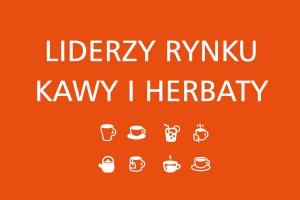 Liderzy rynku kawy i herbaty - edycja 2015