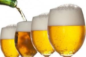 Produkcja piwa spadła w kwietniu, ale po czterech miesiącach na plusie