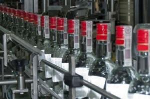Produkcja wódki spadła