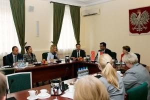 Resort rolnictwa rozmawia z Turkami o UE