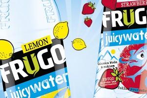 FoodCare poszerza markę Frugo o wodę owocową
