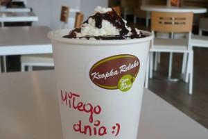 Jeronimo Martins wycofuje się z projektu kawiarni Kropka Relaks