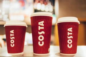 Costa Coffee największą siecią kawiarni we Wrocławiu