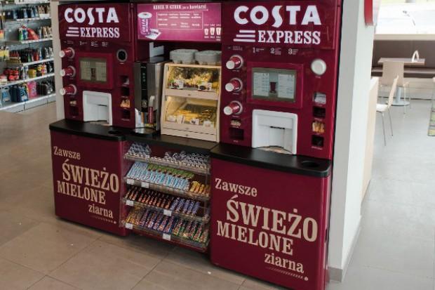Costa Coffee i Lotos rozpoczynają współpracę