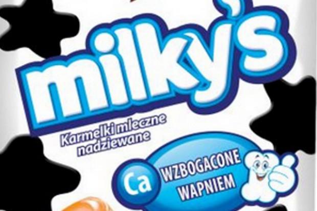 Słodycze wzbogacone wapniem mogą być odpowiedzią na potrzeby rynku w Polsce