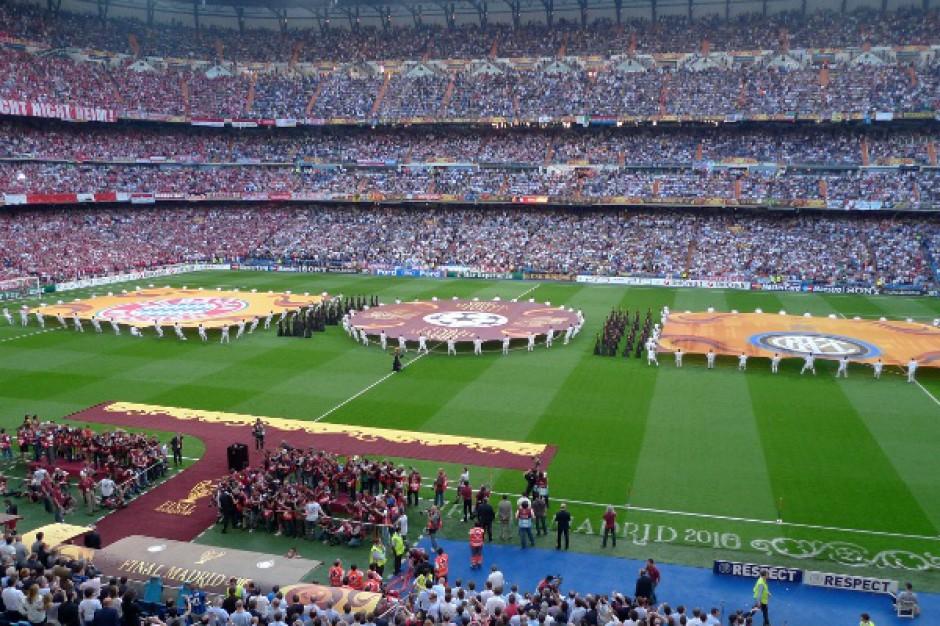 PepsiCo zostało sponsorem Ligi Mistrzów UEFA