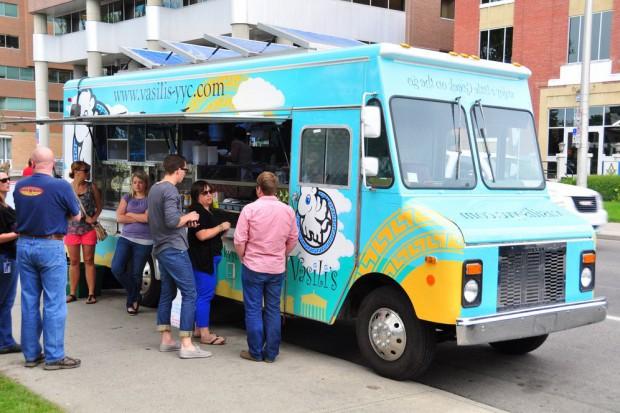 Podatkowy raj dla właścicieli food truck'ów