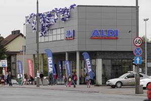 Zdjęcie numer 4 - galeria: Aldi otwiera w Warszawie. Będą kolejne sklepy w stolicy - galeria zdjęć