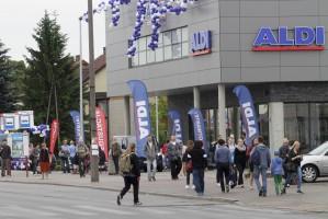 Zdjęcie numer 6 - galeria: Aldi otwiera w Warszawie. Będą kolejne sklepy w stolicy - galeria zdjęć