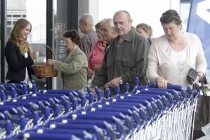 Zdjęcie numer 20 - galeria: Aldi otwiera w Warszawie. Będą kolejne sklepy w stolicy - galeria zdjęć