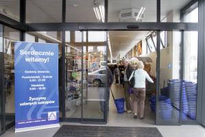 Zdjęcie numer 27 - galeria: Aldi otwiera w Warszawie. Będą kolejne sklepy w stolicy - galeria zdjęć