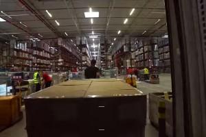 Nowe centrum magazynowe Muszkieterów - obejrzyj wideo