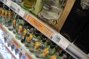 Rynek wódki bez szans na wyraźne wzrosty