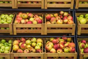 Ogromny wzrost cen jabłek