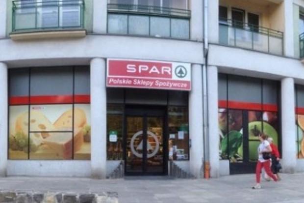 Spar rozpoczął rebranding sklepów Kefirek